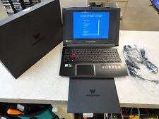 NEW Acer Predator Helios 300 Gaming Laptop G3-571-77QK 16GB 256GB SSD Notebook