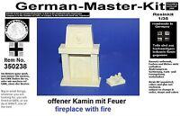 Diorama Zubehör Resin Kit Kamin-fireplace Varianten 1, Resin, 1:35, Diorama