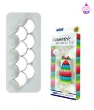 PME Geometric Cutters Cake Decorating Sugarcraft Cookie