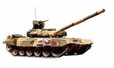 RC Panzer Russischer T-90 Torro-Edition 1:16 Metallgetriebe Neu