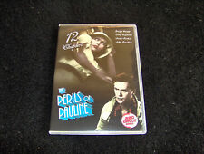 THE PERIL'S OF PAULINE CLIFFHANGER SERIAL 12 CHAPTERS 2 DVDS