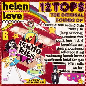 Helen Love - Radio Hits CD  *NEW* INDIEPOP
