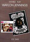 NEW Waylon Jennings: Double Play (Audio CD)