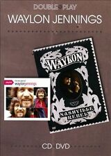 NEW Waylon Jennings: Double Play (Audio CD)