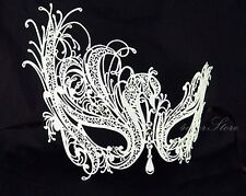 Venetian Swan Collection Limited Edition Costume Party Prom Ball masquerade mask