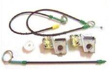 Cable agrafes de leve vitre droit electrique Peugeot 607