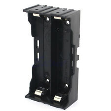 Battery Case Holder Storage Box Rechargeable Battery 3.7V DIY For 2x 18650