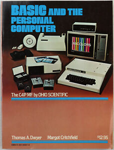 Ohio Scientific OSI BASIC and the Personal Computer by Dwyer and Critchfield