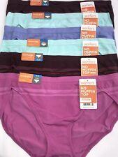 Warner's RV7511P Seamless Bikini Panty 6 Pairs XL 8