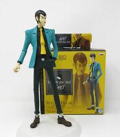 Lupin the 3rd action figures 26 cm stylish figure 1st tv vers 5 banpresto carton
