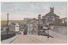 Illingworth, Yorkshire Tram Postcard B617