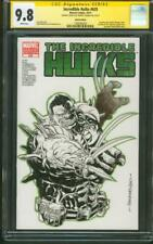 Incredible Hulk 635 CGC 9.8 SS Tolibao Weapon H Wolverine Original art Sketch 11