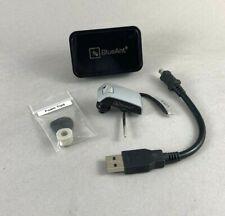 BlueAnt V1 Bluetooth Earpiece w/ Voice Control + Accessories N15417