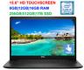 "2020 Dell 15.6"" TouchScreen Laptop i5-8265U (>i7-7500U),up to 16GB RAM & 1TB SSD"