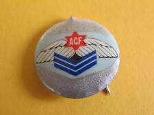WW2 Australian Comforts Fund ACF Wings Stripes Badge
