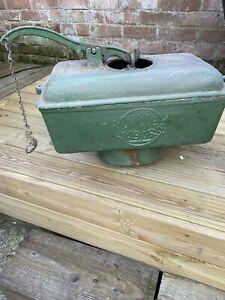 Cast Iron Toilet Cistern From The Unique Roboro