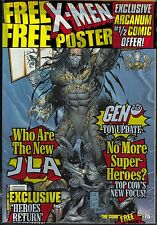Wizard Entertainment Wizard Magazine #76AP 1997 co.1136
