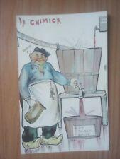 Cartolina Vandock la chimica,svendita