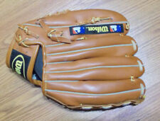"Wilson 11"" A2134 As6 leather baseball glove mitt youth boy's near mint"