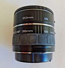KENKO AUTOMATIC EXTENSION TUBE  FOR CANON EOS ONLY 2 RINGS - 20mm & 36mm