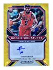 Top 2020-21 NBA Rookie Cards Guide and Basketball Rookie Card Hot List 69