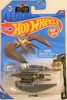 Hot Wheels - 2020 Batman 1/5 Batplane 56/250 (BBGHD94)