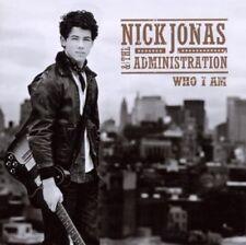 NICK JONAS 'WHO I AM' LTD DELUXE CD + DVD 8 BONUS
