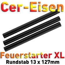 Cereisen-Stab XL Auermetall Elektrode 13 x 127 mm Feuerstahl rund Zündstein Cer