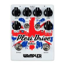 NEW! Wampler Pedals Plexi Drive Deluxe - Historic British Stack Tone