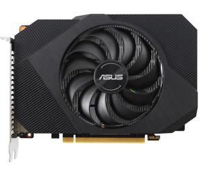 ASUS Phoenix NVIDIA GeForce GTX 1650 OC Edition 4GB GDDR6 Graphics Card
