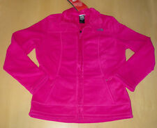 NWT The North Face Morningside Full Zip Jacket Passion Pink Womens Sz Medium