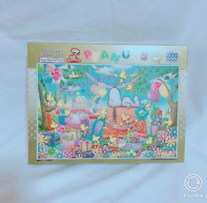 Rare Snoopy APOLLO JIGSAW PUZZLE happy Birthday 1000 pieces DHL shipping