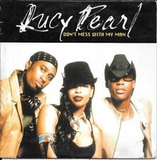 CD SINGLE 2 TITRES--LUCY PEARL--DON'T MESS WITH MY MAN--2000