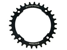 Single Narrow Wide Chainring 30T x 104mm 1x9/10/11 Speed fit Race Face Black