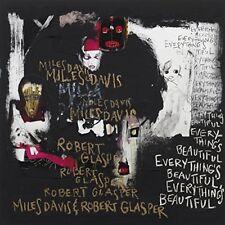 Miles Davis and Robert Glasper - Everything's Beautiful [CD]