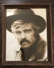 Robert Redford Butch Cassidy And The Sundance Kid Large Framed Photo