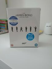 Blu-Ray The Ultimate James Bond Collection 23 Film Set sealed