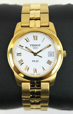 Tissot Men's Stainless Steel Case Analogue Watches