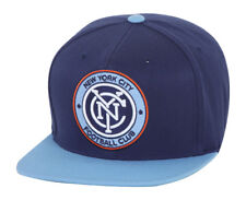 Mitchell & Ness New York City FC XL Logo 2 Tone - Navy/Blue
