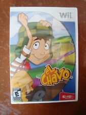 EL CHAVO Nintendo wii chespirito chavo del 8 ocho brand new game 2012