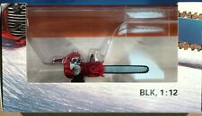 1/12 Model of a Stihl BLK Vintage Chainsaw from 1954 to 1973. New in Box!