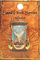 Hard Rock Cafe Myrtle Beach Pin Sand Clock Series 2017 Hourglass Time New
