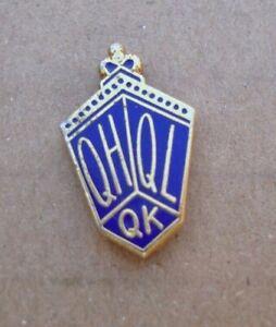 Discreet Metropolitan Police KILBURN tie tac pin badge