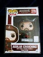 Assassin's Creed Aguilar (Crouching) Loot Crate Exclusive Funko Pop Figure