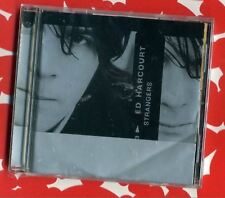 """Ed Harcourt New """"Strangers"""" CD +Born in the 70's/Storm is coming/Black Dress"""