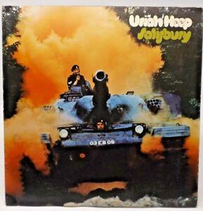 "Uriah Heep ""Salisbury"" gatefold sleeve LP"