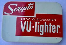 Vintage Scripto Vu-Lighter With  Box and Wrapping