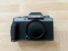 Fujifilm X-T200 24.2MP Mirrorless Camera - Dark Silver (Body Only)