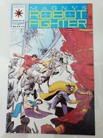 MAGNUS ROBOT FIGHTER #10 (1992) VALIANT COMICS PRE-UNITY CLASSIC! 1ST PRINT! NM
