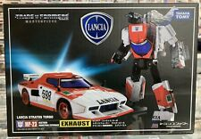 Transformers Takara Masterpiece Series - Exhaust MP-23